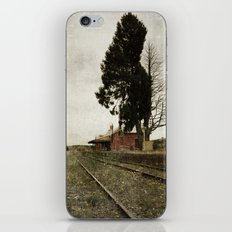 Next Stop Vampires iPhone & iPod Skin