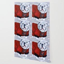 Georgia Bulldog Uga X College Mascot Wallpaper