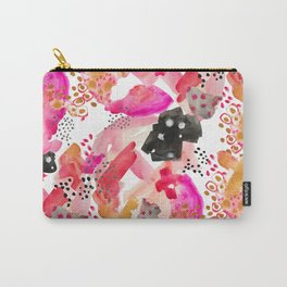 Hugs & Kisses Carry-All Pouch