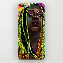 STEREOTYPES 2: Ghetto Until Proven Fashionable iPhone Skin