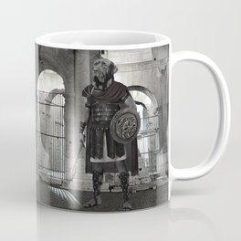 Neapolitan Mastiff Gladiator Coffee Mug