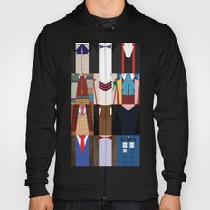 The Doctors - Doctor Who & TARDIS Hoody