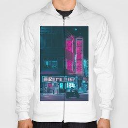 Neon City Light Hoody