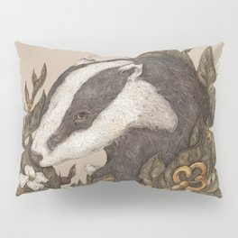 Badger Pillow Sham