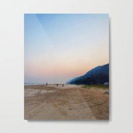 Sunset thrills Metal Print