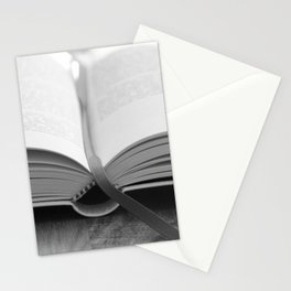 Bible Black and White Stationery Cards