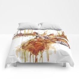 Moose Head Comforters