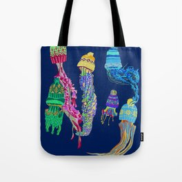 Cool Jellyfish 2 Tote Bag