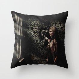 Halloween Emma Throw Pillow