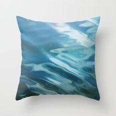 H2O #53 Throw Pillow