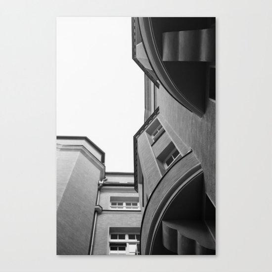 House. Canvas Print