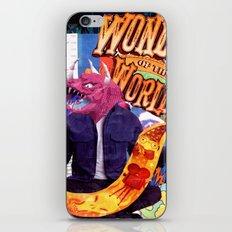 Wonders of the World iPhone & iPod Skin