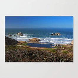 An Afternoon in San Francisco Canvas Print
