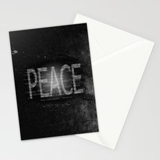 Peace is Always Beautiful Stationery Cards