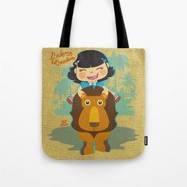 J'adore l'aventure Tote Bag