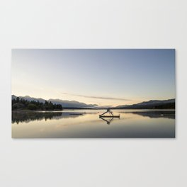 Slide Canvas Print
