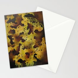 Biomorphic Untitled 2 Stationery Cards