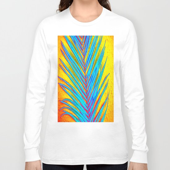 Palm Colors Long Sleeve T-shirt