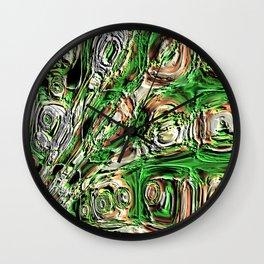 Lemuria Wall Clock