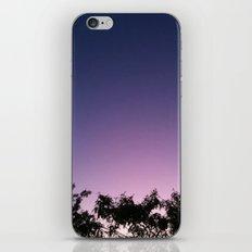Dusk iPhone Skin