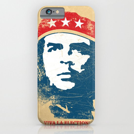 Viva la election! iPhone & iPod Case
