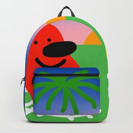 TROPICAL SQUIZZY WORMS HOLIDAY Backpack