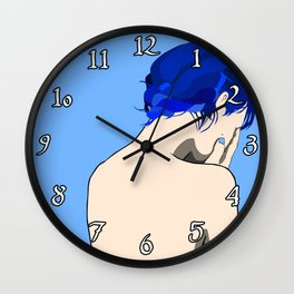 timorous Wall Clock