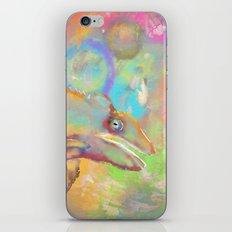 Chameleon Dreams iPhone & iPod Skin