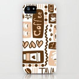 Java Java Java! iPhone Case