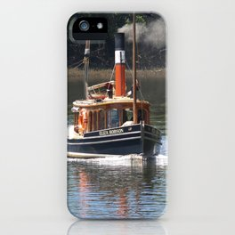 Steam Power 3 iPhone Case