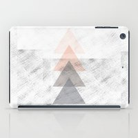 triangles iPad Cases featuring Triangles by Indiepeek   Marta