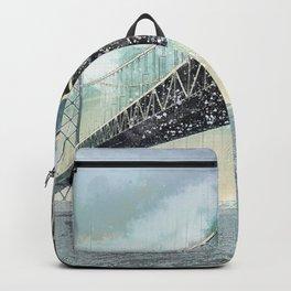 San Francisco, Bay Brisge 2 Backpack