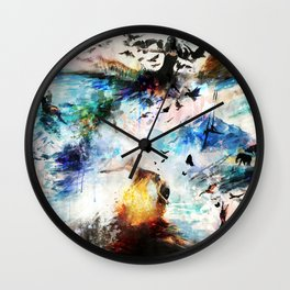Soul Expansion Wall Clock