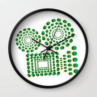 cinema Wall Clocks featuring CINEMA by GAS_