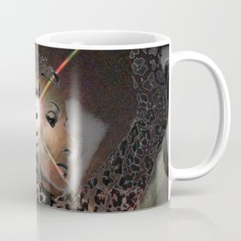 Dolores del Rio Astral Cat Goddess Coffee Mug