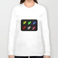 insects Long Sleeve T-shirts featuring Neon insects by LoRo  Art & Pictures