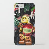metroid iPhone & iPod Cases featuring LEGO Metroid!! by Meteo Designs