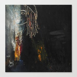 Dreaded Canvas Print