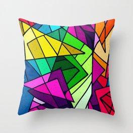 Journeyman Throw Pillow