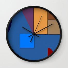 Visible Circumstance Wall Clock