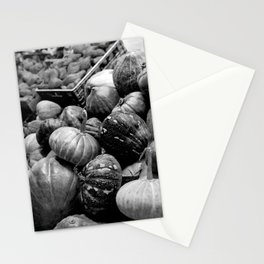Pumpkins and potatoes Stationery Cards