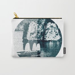 Bai Tho Junks Halong Bay Vietnam Carry-All Pouch