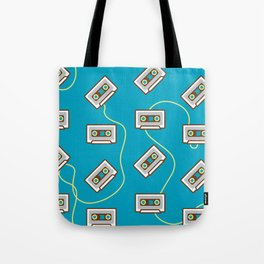 Cassette Fever Tote Bag
