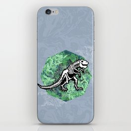 T. Rex Fossil iPhone Skin