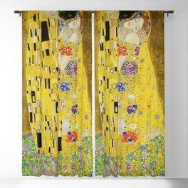 The Kiss, Gustav Klimt Blackout Curtain