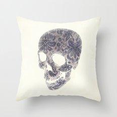 New Skin (alternate) Throw Pillow