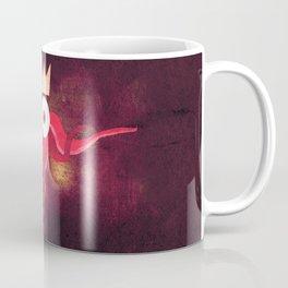 Red King Octopus Coffee Mug