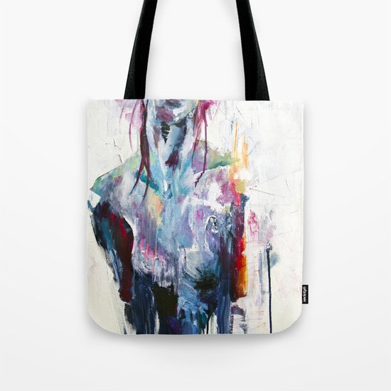 nothing is enough Tote Bag