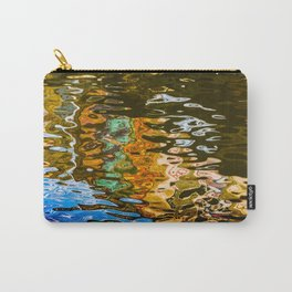 reflection -abstract Carry-All Pouch