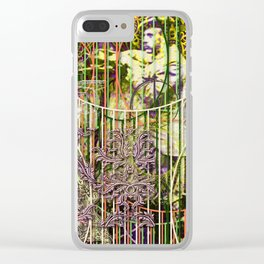 The Industrial Inevitability of Circular Crust (1) Clear iPhone Case
